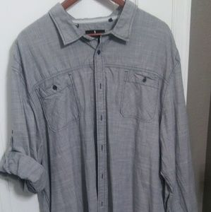 *i Jeans* By Buffalo Casual Button Down Shirt